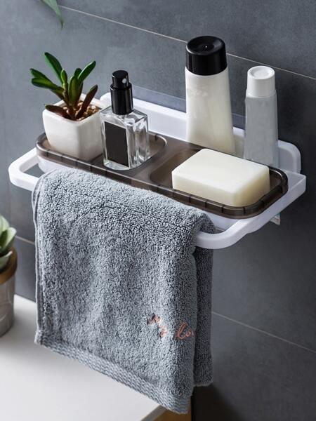 1pc Multifunction Soap Dish Holder