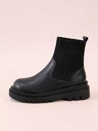 Minimalist Sock Boots