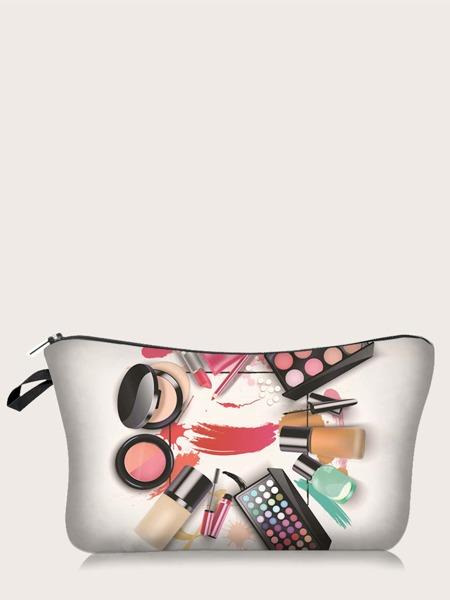 Cosmetic Pattern Makeup Bag