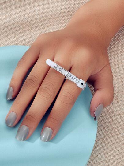 Ruler Design Ring