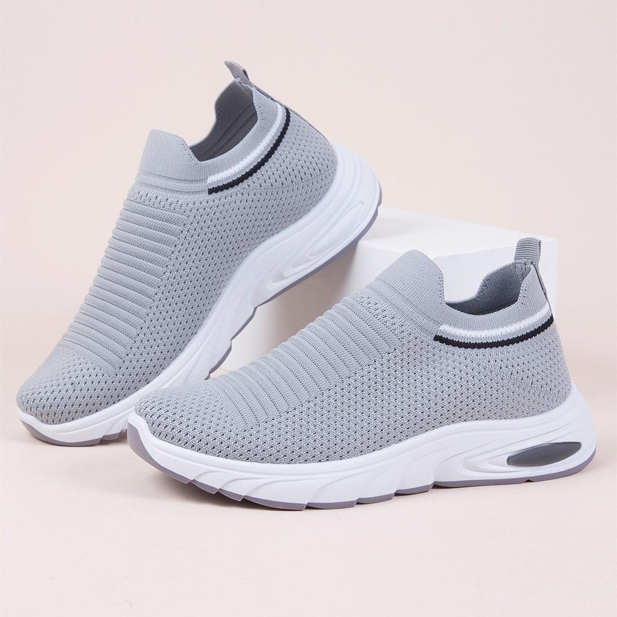 shein Gestreept Sneaker