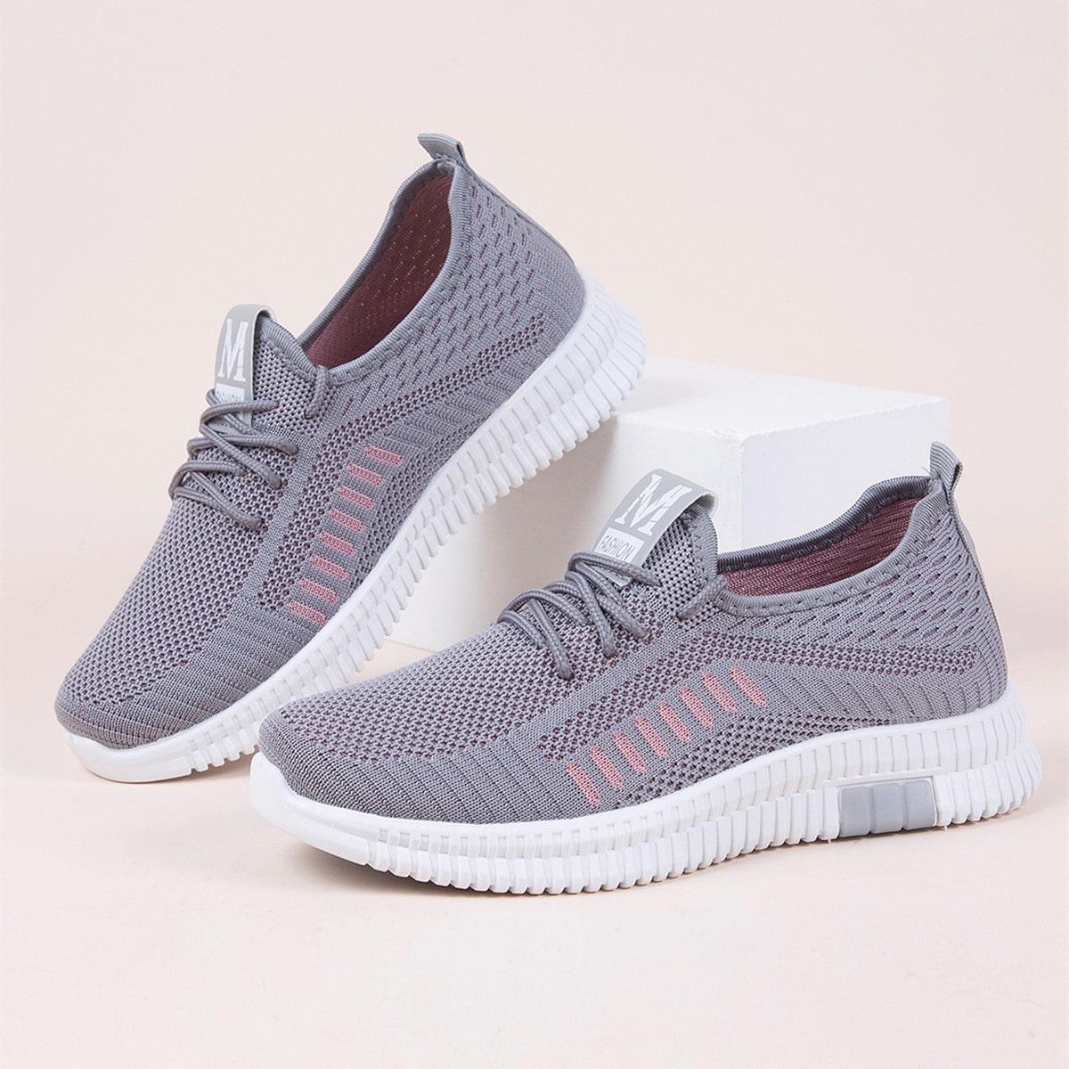 shein Tekst Sneaker Kant
