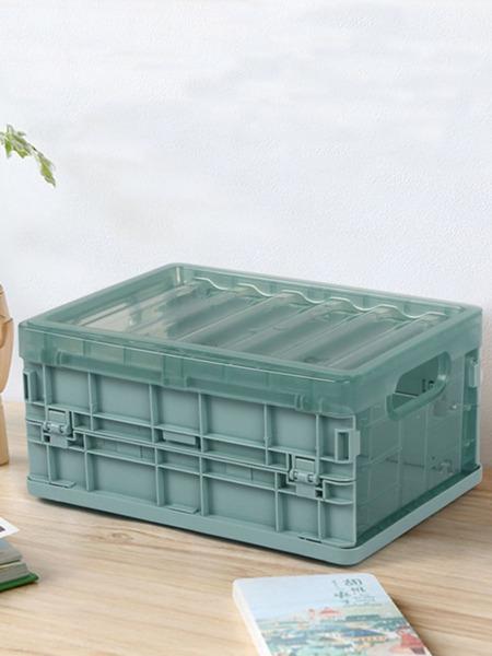 1pc Foldable Storage Box
