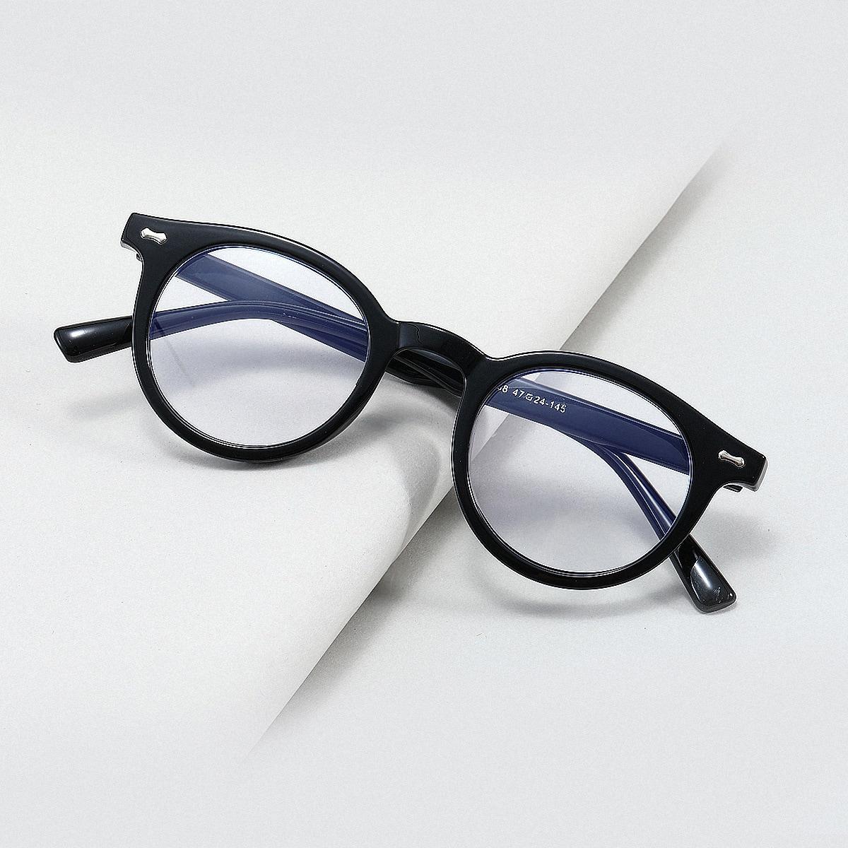 shein Mannen anti-blauw licht bril