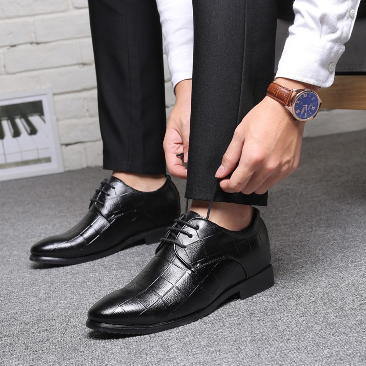 shein Kant Gekleede schoenen
