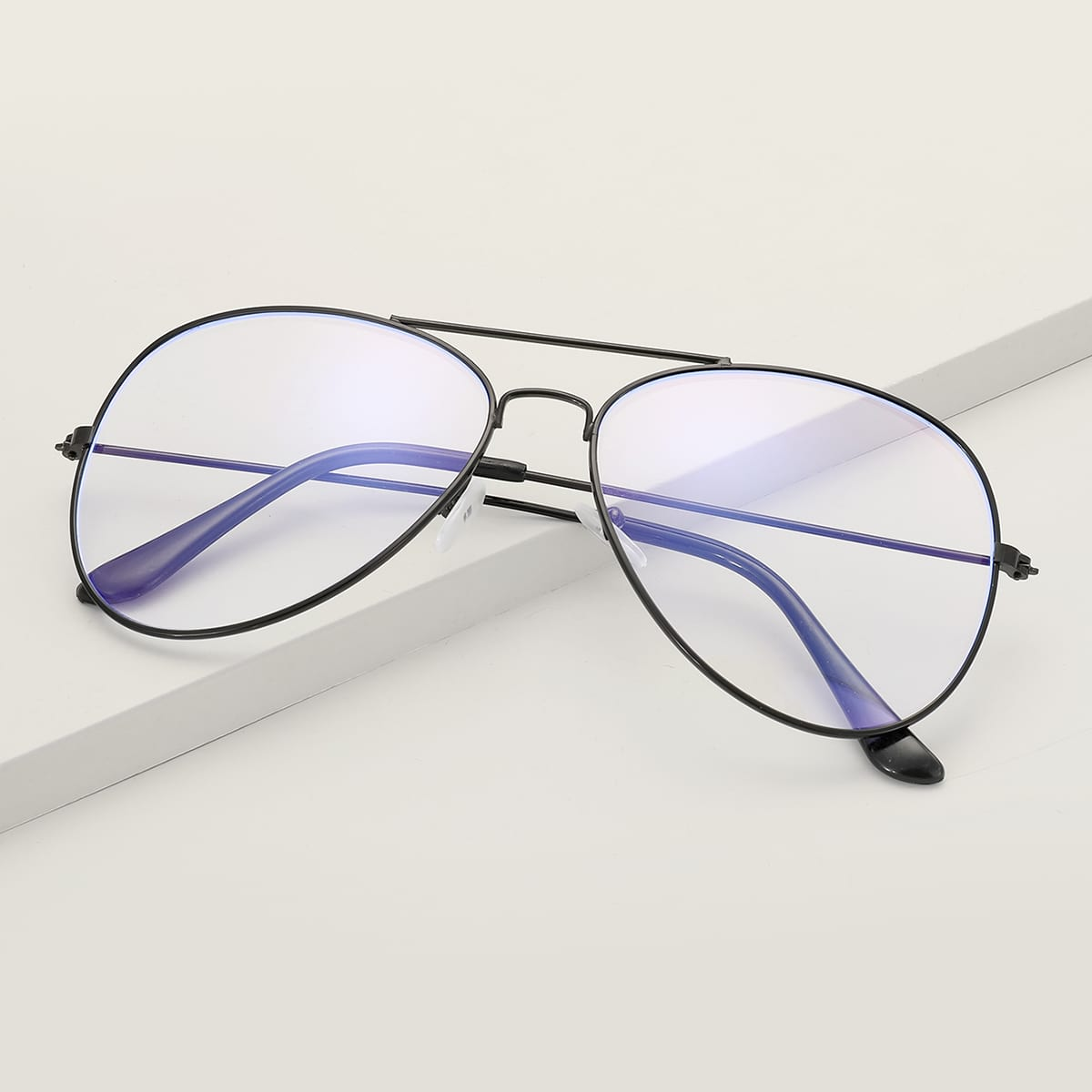 shein Topbar-bril voor heren