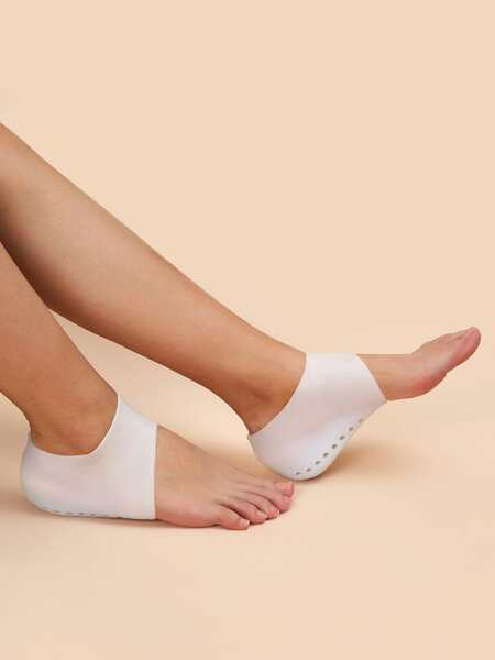 2pcs Silicone Height Increase Insole