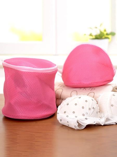 2pcs Mesh Laundry Bag