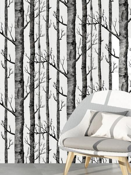 Tree Print Wall Sticker
