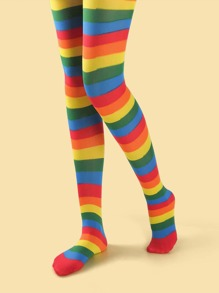 Rainbow | Stripe | Tight