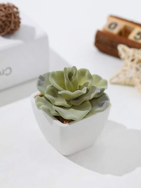 1pc Artificial Succulent Plant