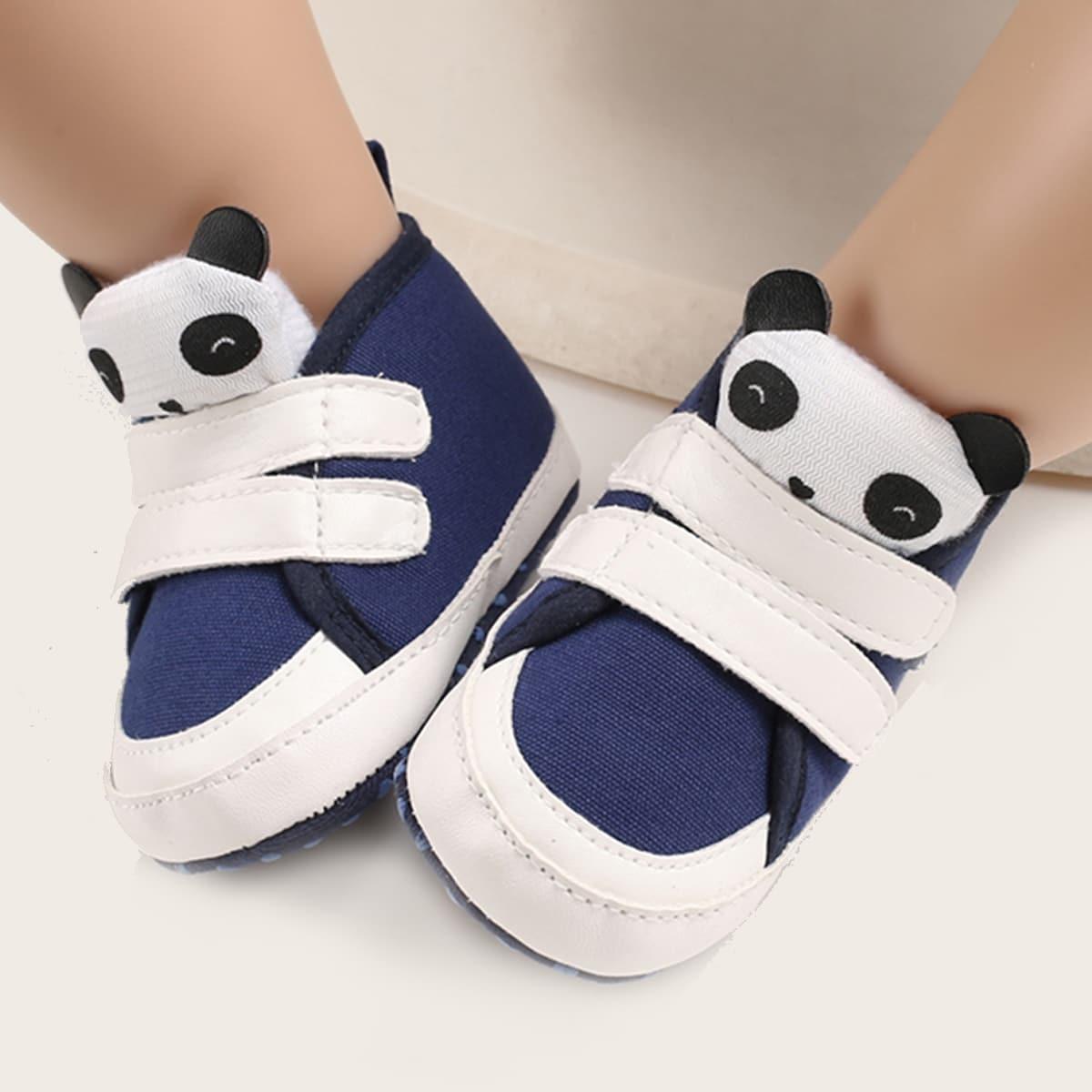 shein Baby jongen cartoon design sneakers