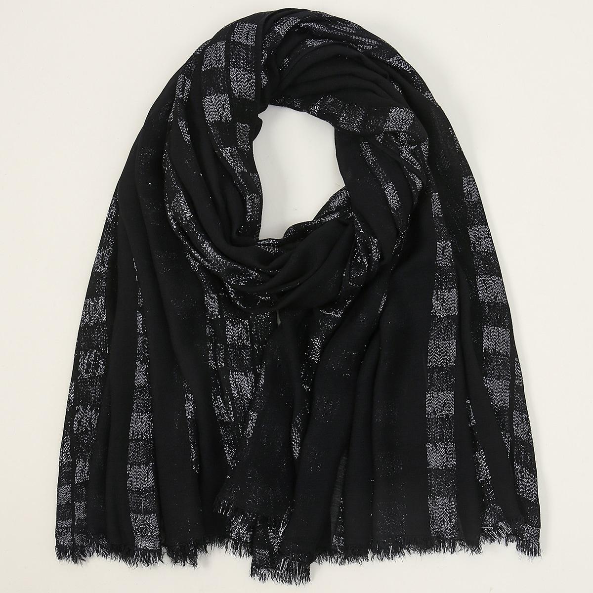 shein Geometrische patroon sjaal
