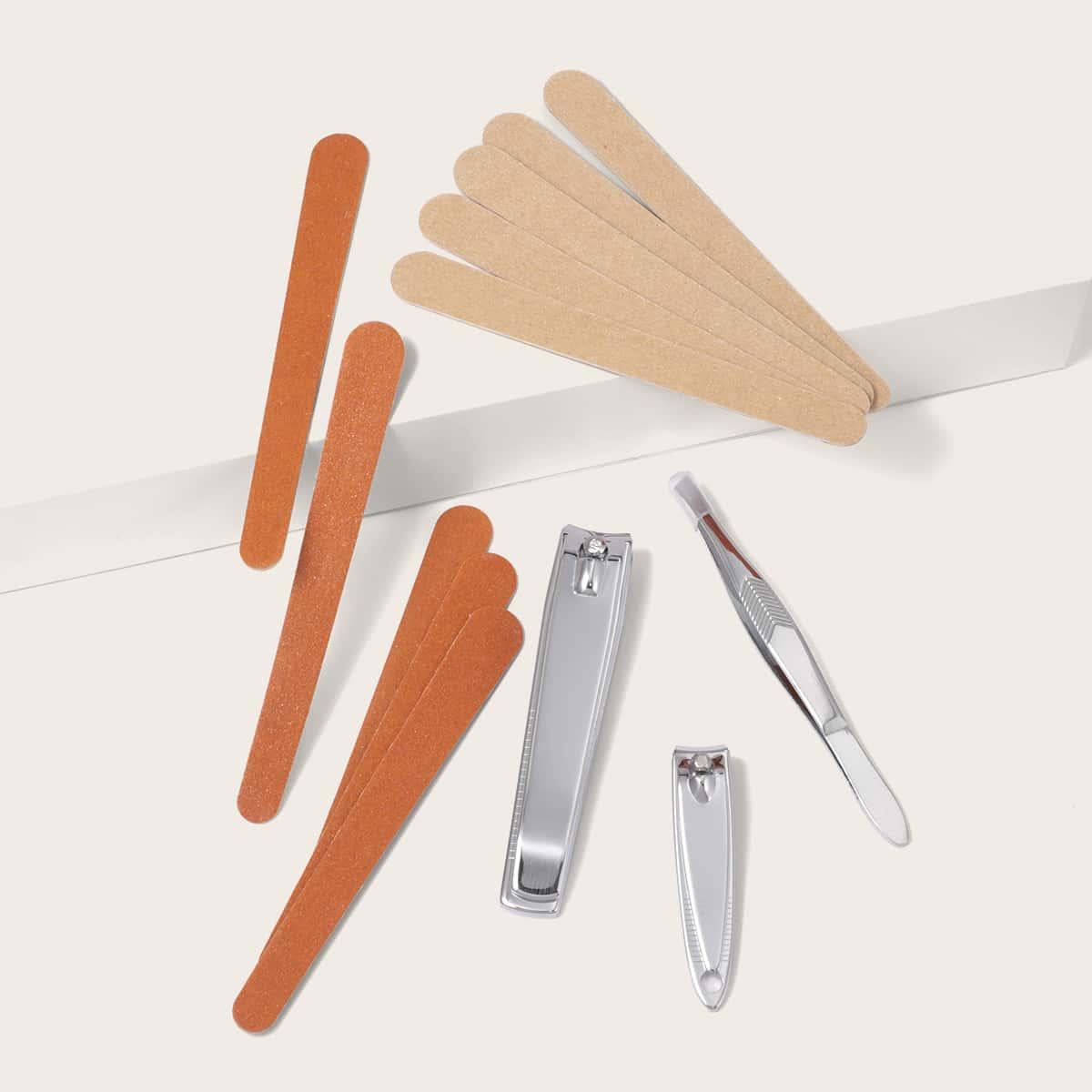 13шт набор инструментов для маникюра