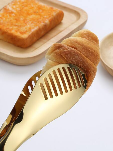 1pc Stainless Steel Food Clip