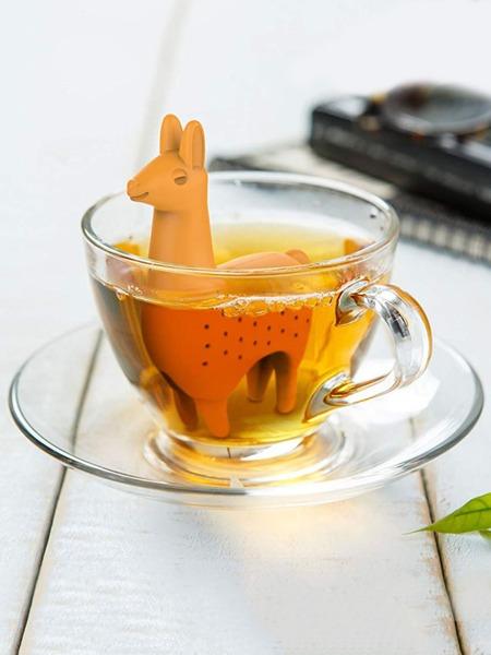 1pc Alpaca Shaped Tea Filter