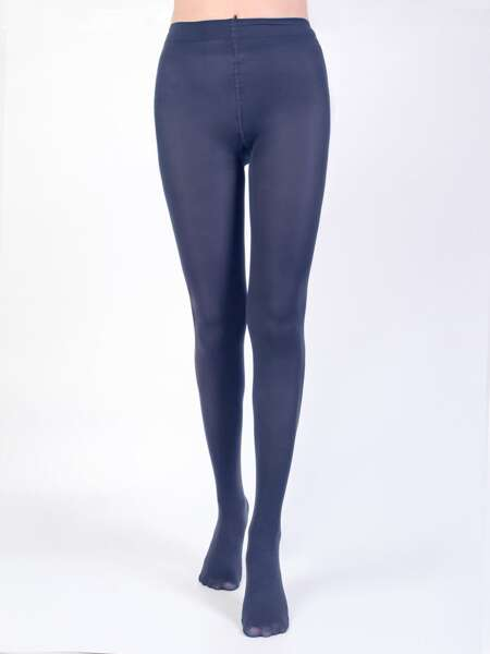 120D Solid Tights
