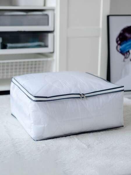 1pc Clear Quilt Storage Bag