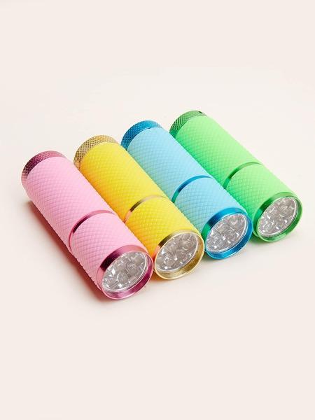 1pc Random Color Portable LED Nail Lamp