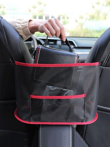 1pc Car Hanging Random Storage Bag
