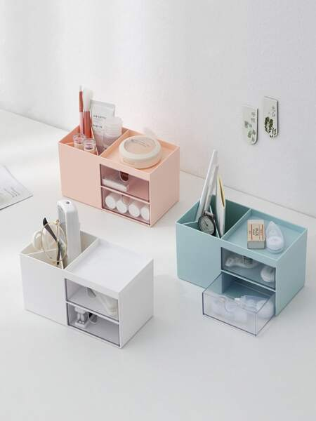 1pc Multifunction Random Storage Box