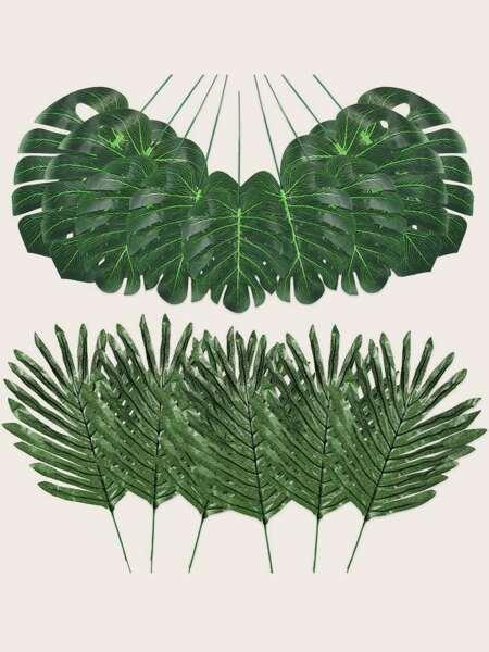 12pcs Artificial Foliage