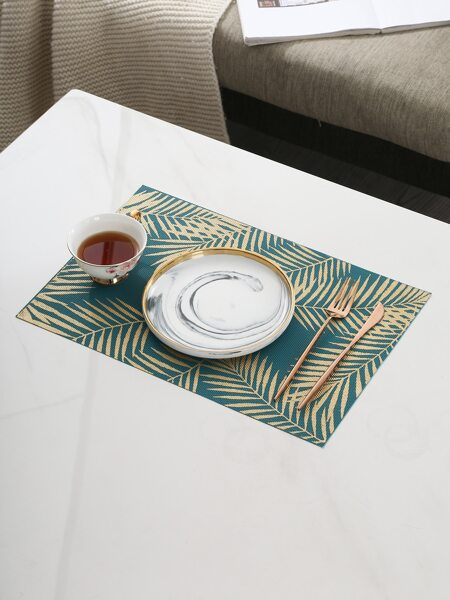 Leaf Print Placemat