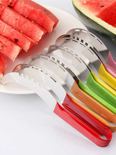 1pc Random Color Watermelon Slicer