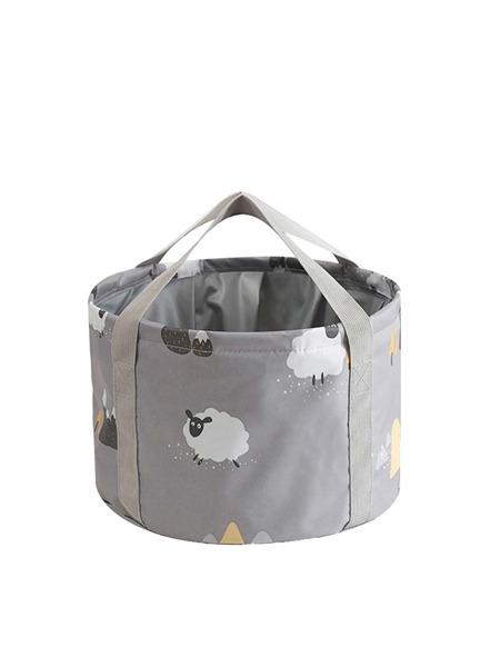 Cartoon Sheep Print Foot Bath Bag