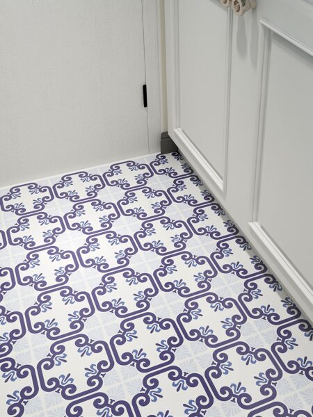 10pcs Graphic Print Tile Sticker