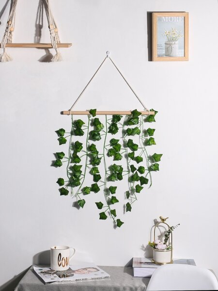 1pc Artificial Vine Wall Hanging
