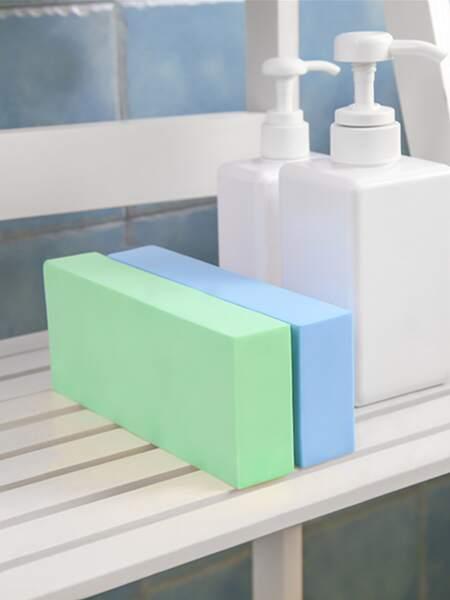 1pc Random Color Bath Sponge