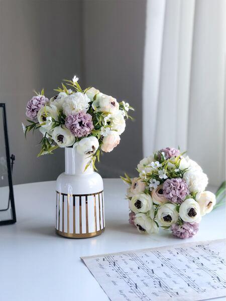 1bundle Artificial Flower Without Vase
