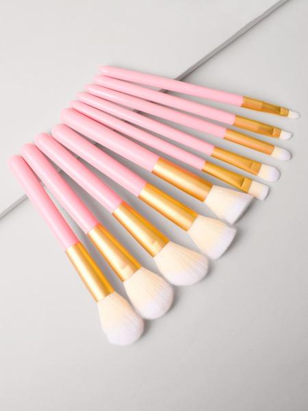 10pcs Makeup Brush Set