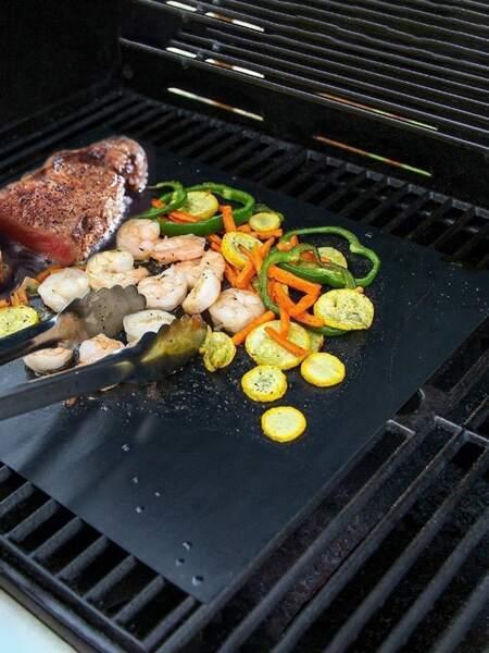 1pc Non-stick Barbecue Mat