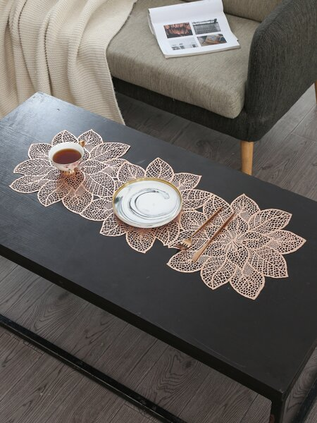 Flower Shaped Placemat
