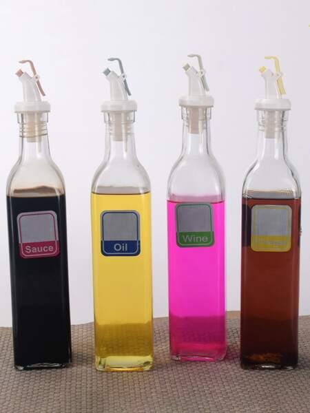 1pc Random Color Oil Bottle Stopper