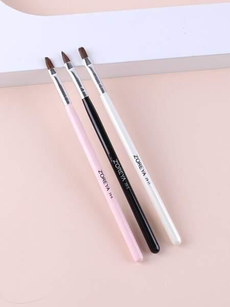 3pcs Lip Brush