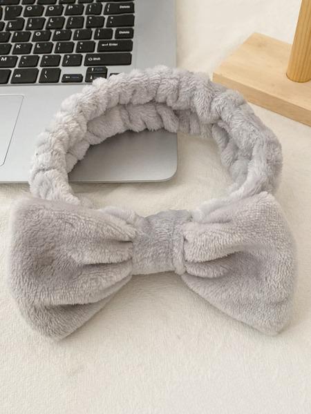 Bow Knot Bath Headband