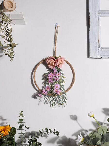 1pc Wreath Wall Hanging