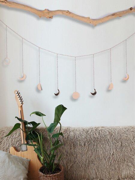 1pc Moon Pendant Wall Hanging