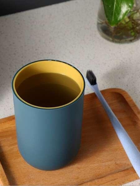 1pc Two Tone Gargle Cup