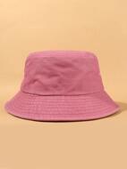 Solid Bucket Hat