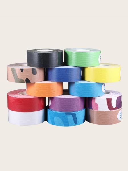1pc Random Color Sports Adhesive Bandage