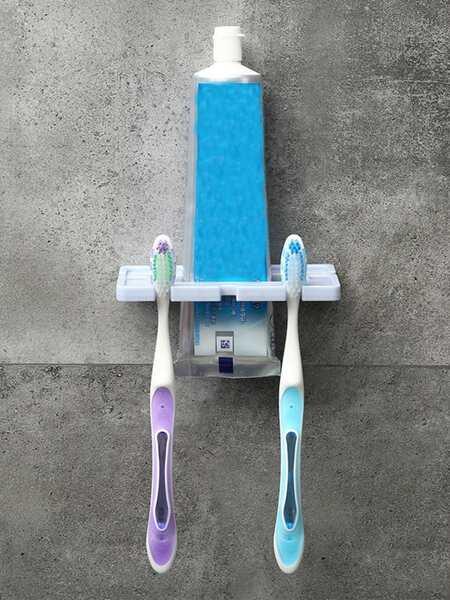 1pc Random Color Toothbrush Holder