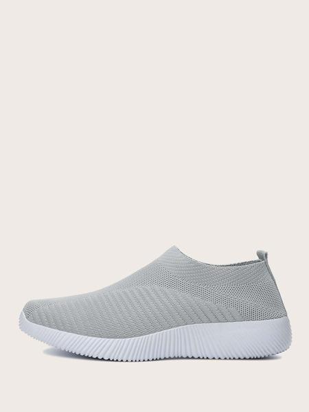 Minimalist Knit Running Shoes