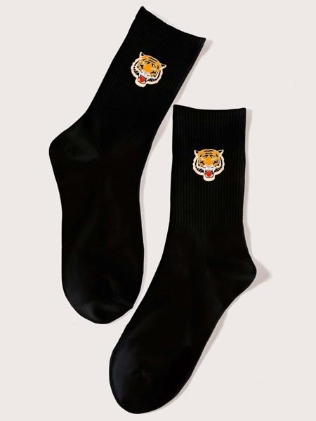 Cartoon Animal Print Socks