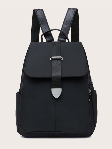 Minimalist Flap Backpack