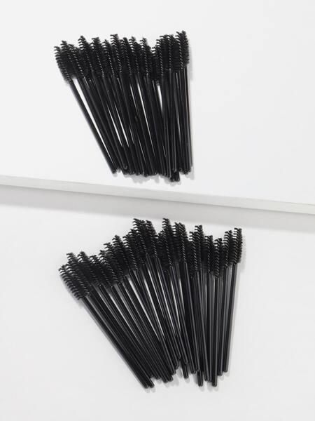 100pcs Disposable Eyelash Brush