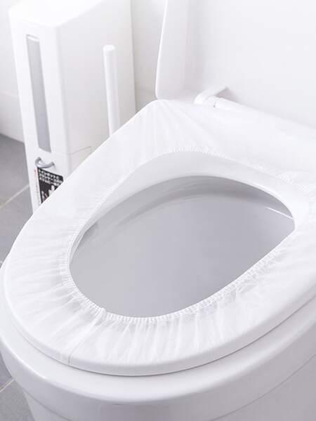 10pcs Disposable Toilet Seat Pad